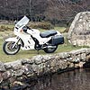 GTR 1000 in Dartmoor